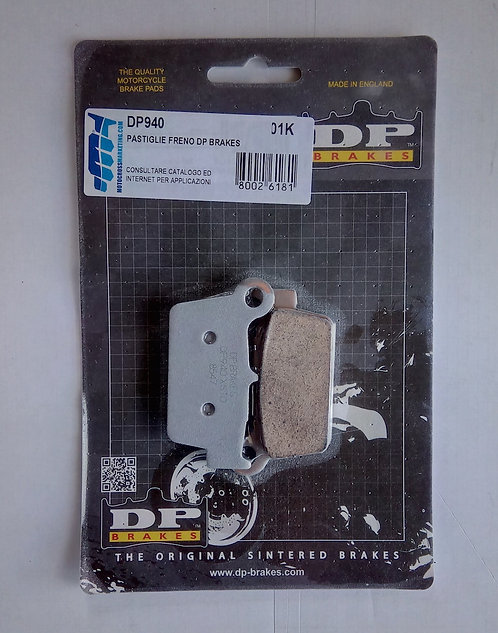 DP Racing Sintered Rear Brake Pads | Beta RR & XTrainer