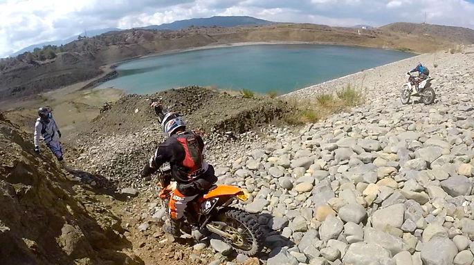 Exclaim Cyprus Enduro Adventure Off Road Motorbike Tours Rentals Limassol Paphos Troodos Europe