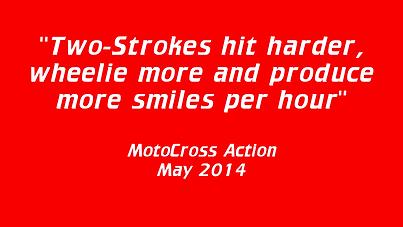 Two-Stroke vs Four-Stroke