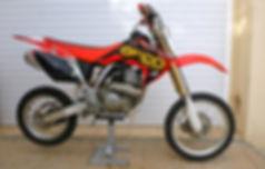 2007 Honda CRF150R Small Wheel