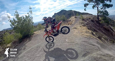 Exclaim Cyprus Enduro Adventure Tours Europe