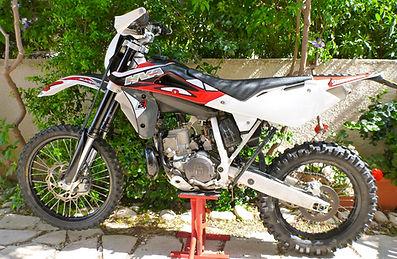 2009 Husqvarna WR 300