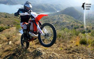 Exclaim Cyprus Enduro Adventure Off Road Motorbike Tours Rentals Kalavasos Limassol Paphos Troodos Europe