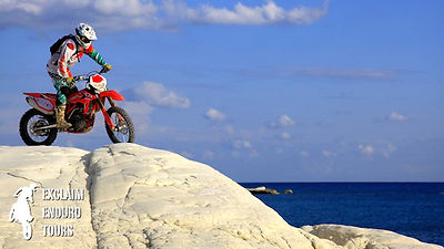 Exclaim Cyprus Enduro Adventure Off Road Motorbike Tours Kalavasos Limassol Europe