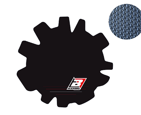 Blackbird Racing Clutch Cover Protection Stickers   Beta 4T 2013-2019