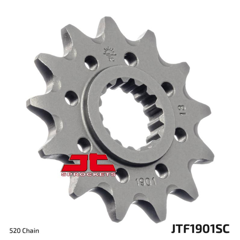 JT Self Cleaning Front Sprocket | 14 Teeth