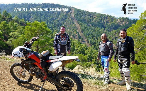 Jul-Aug | Exclaim Troodos K1 Challenge Tour