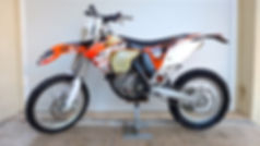 2013 KTM 350 EXC-F For Sale Cyprus
