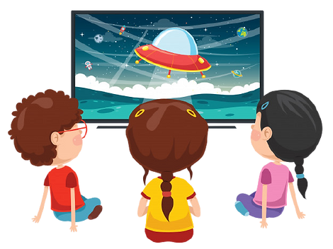 vector-illustration-kid-watching-tv_2993