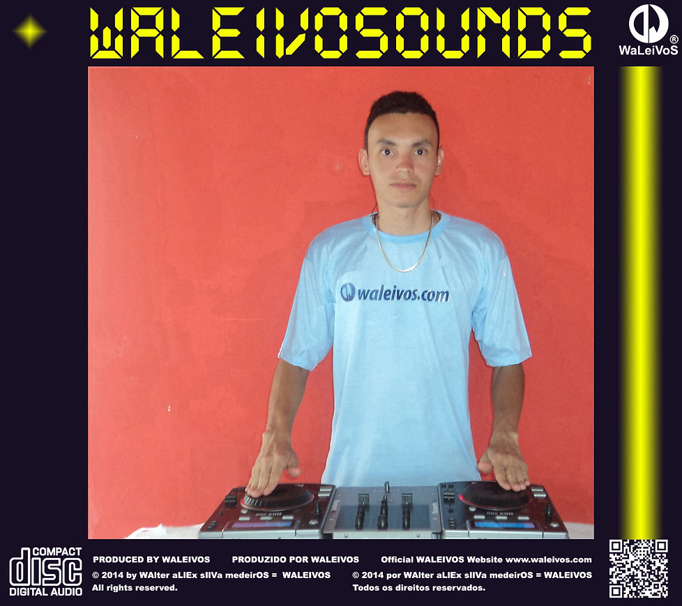 Capa álbum Waleivosounds