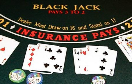 블랙잭(blackjack)게임방법