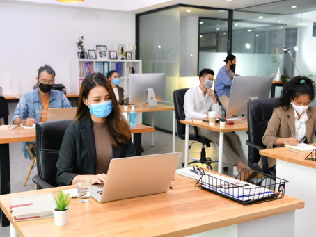 Diseño de Interiores + Psicología Ambiental: una necesidad real en los nuevos espacios de trabajo.