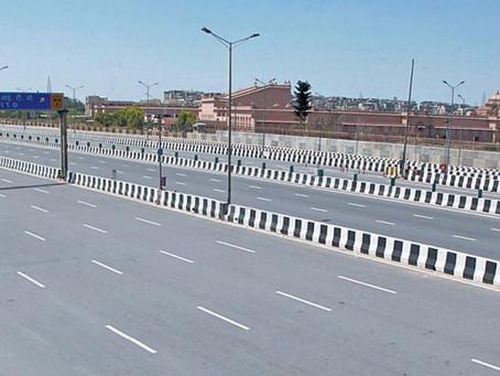 Work On New Akshardham Mandir - Loni Road Link In Delhi-UP Border To Begin Soon. -