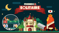 Facebookインスタントゲーム『Friends & Solitaire』 本日より配信開始!
