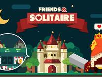 Facebookインスタントゲーム『Friends & Solitaire』 本日より配信開始!