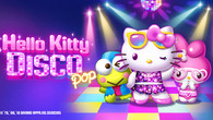 Facebookインスタントゲーム『Hello Kitty Disco Pop』本日より配信開始!