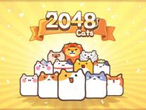 Facebookインスタントゲーム『2048 Cats』 本日より配信開始!
