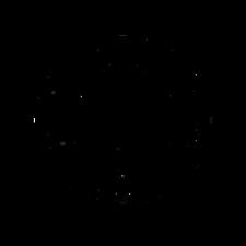 OSF Clean Black Logo