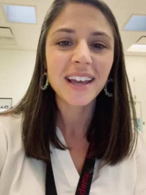 Liz Avery, Renaissance Academy Charter School of the Arts: Math Coach