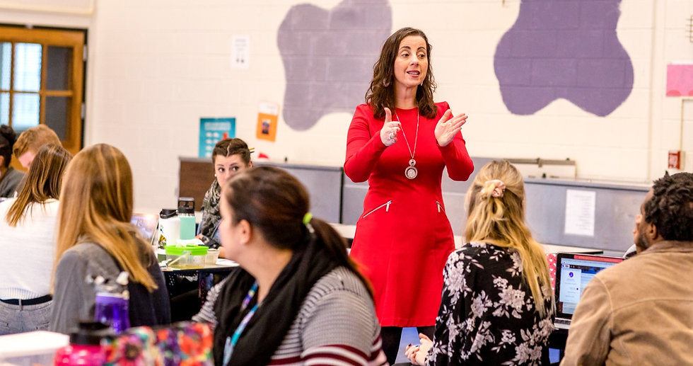 Educational Leadership with Dr. Donna Co