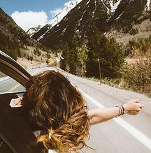 Be More Adventurous. Succeed In Life. Ha
