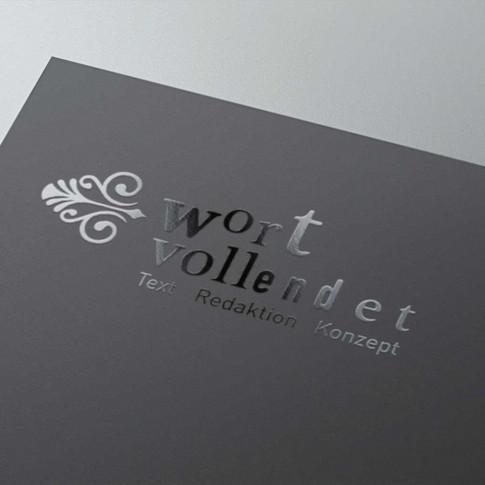 Gestaltung einer Wort-Bild-Marke für Literaturagentur