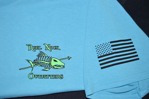 Reel Nock Bowfishing tees