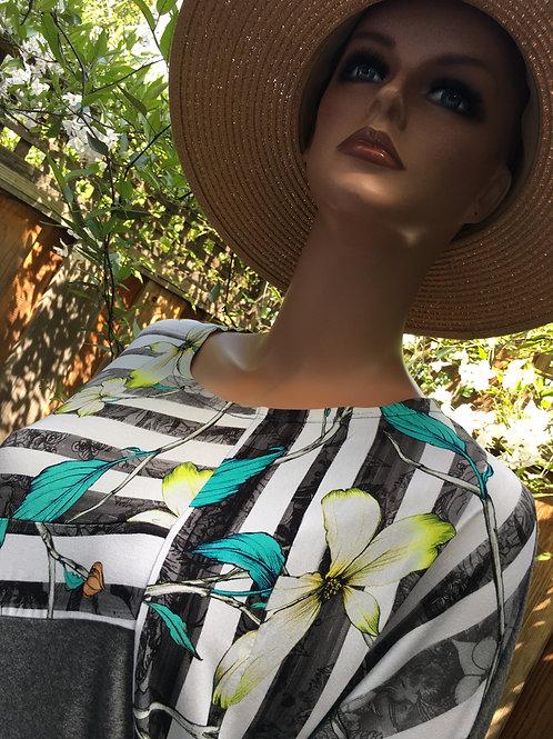 Garden Flower Dress