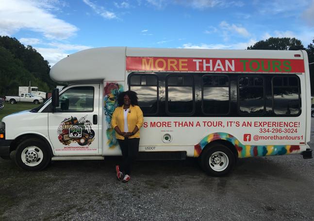 MORE THAN TOUR 21 PASSENGERS BUS