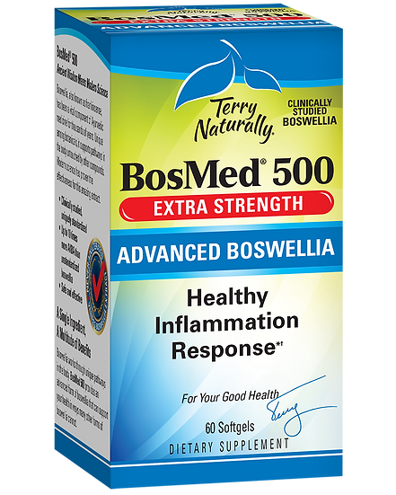BosMed 500 - Extra Strength