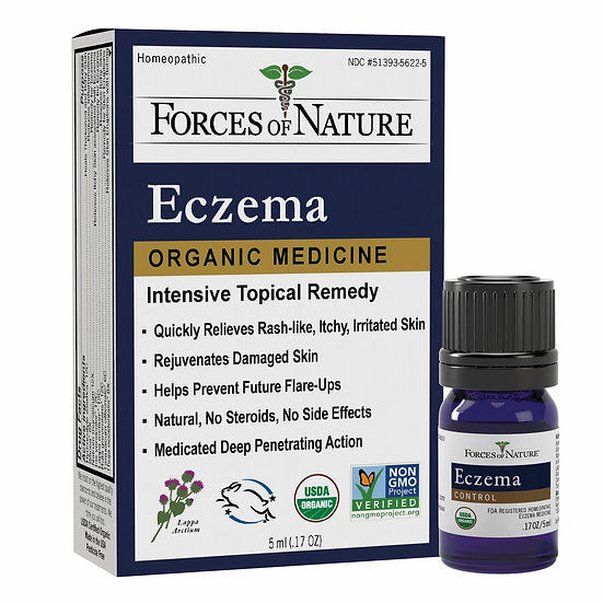 Forces of Nature Eczema Control 11ml