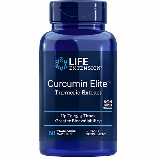 Life Extension Curcumin Elite - Turmeric Extract