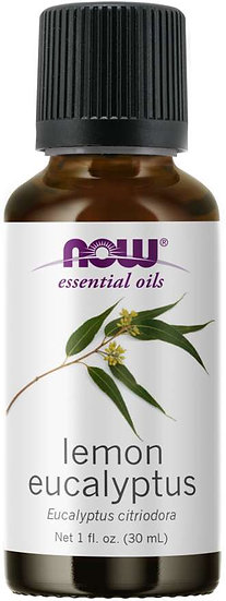 Lemon Eucalyptus Oil (1 oz)