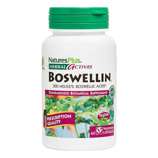 Herbal Actives Boswellin 300 mg
