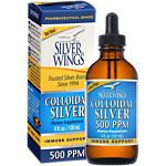 Natural Path Silver Wings Colloidal Silver 2 fl. oz.