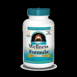 Source Naturals Wellness Formula (90 tablets)