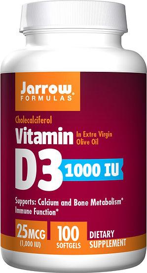 Jarrow Formulas® Vitamin D3