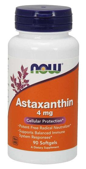 Astaxanthin 4 mg (90 Softgels)
