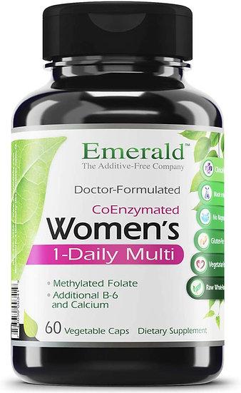 Emerald Labs Women's 1-Daily Multi