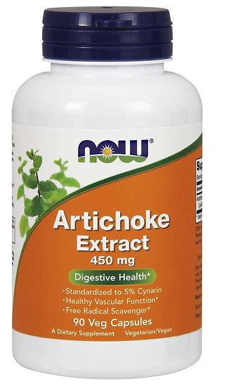 Artichoke Extract 450 mg (90 Veg Caps)
