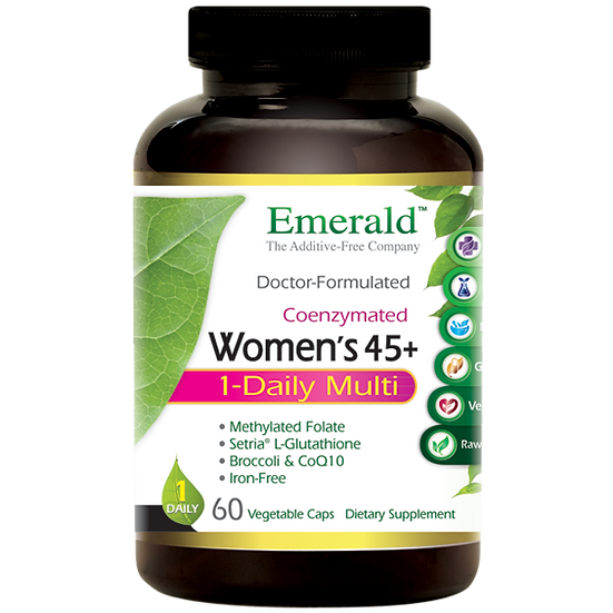 Emerald Women's 45+ 1-Daily Multi