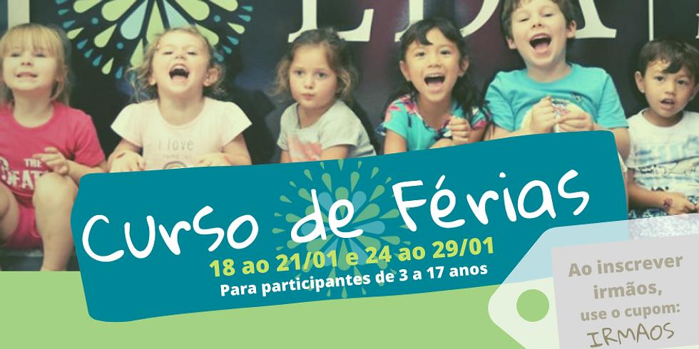 Curso de Férias  EDA - Janeiro 2021