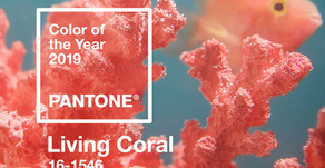 How to wear Living Coral, 2019's Color of the Year