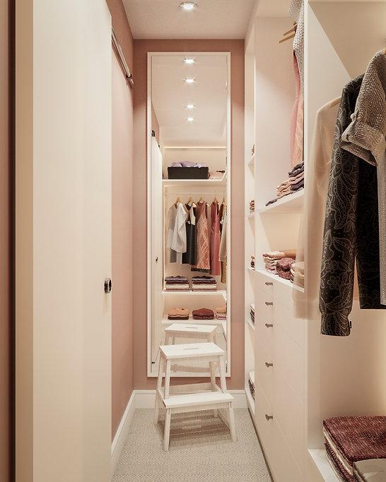 Garderoba dziewczynki