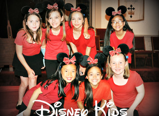 Disney Kids Shine in Voice and Showmanship