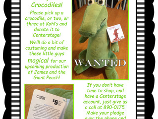 Crocodiles Wanted!