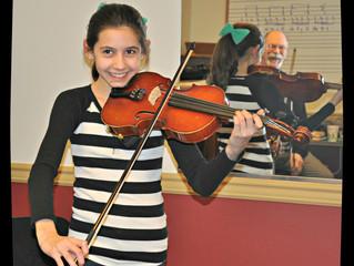 Student Spotlight on Samantha Watson!