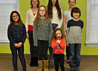 December Star Students!