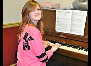 Student Spotlight on Kat Williams!