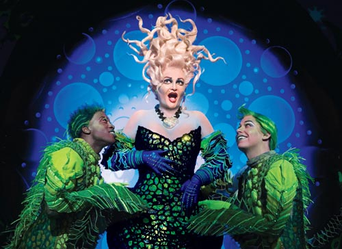 Ursula and Eels